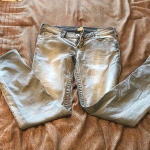 Pixie super skinny Silver Jeans
